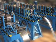 Автоматизированные линии для производства гипсокартонных профилей (kna