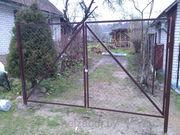 Ворота и калитки с бесплатной доставкой по области.